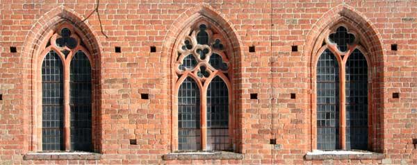 Gotische-Fenster