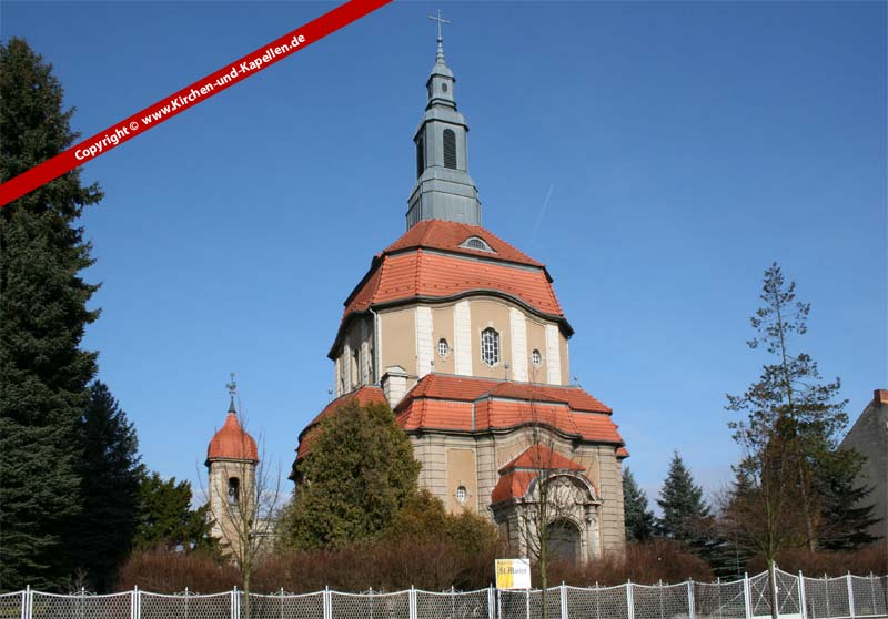 St Marien Kirche Biesenthal