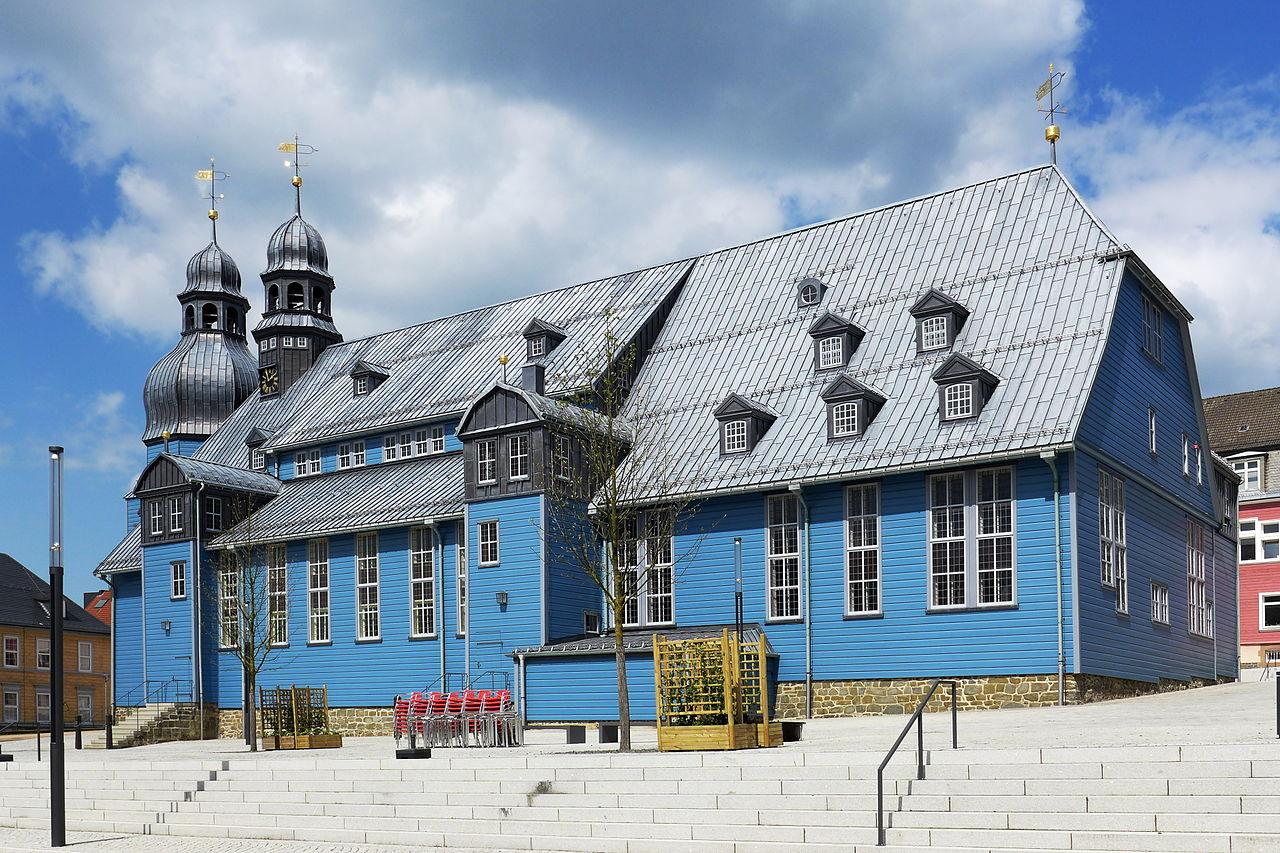 Marktkirche Zum Heiligen Geist Clausthal-Zellerfeld