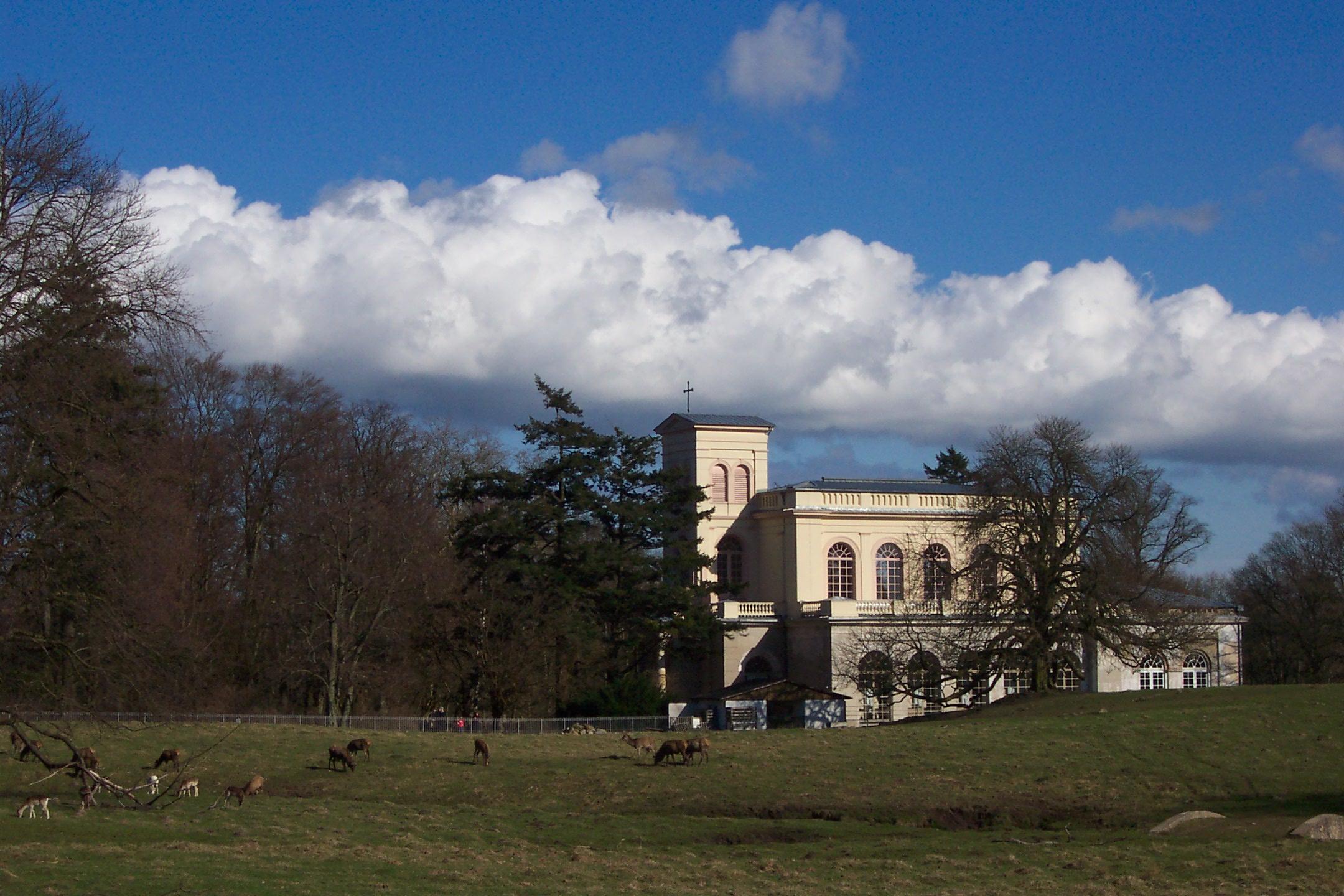 Schlosskirche Putbus Rügen