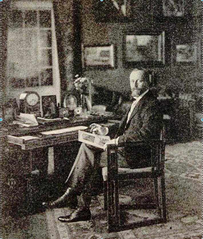 Fürst Leopold zur Lippe-Detmold