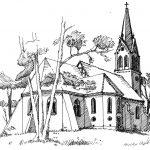 St. Michael Kirche Krummin