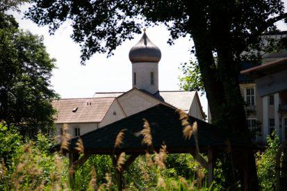 Ein Besuch im Kloster St. Georg in Götschendorf