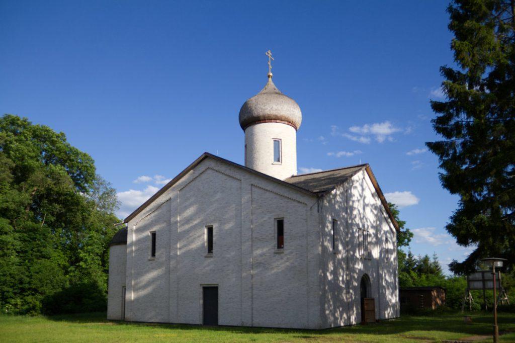St. Georg Klosterkirche Götschendorf