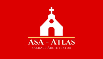 AsA - Atlas Logo roter Hintergrund