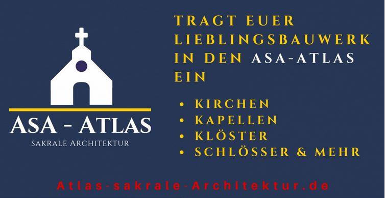 Lieblingsbauwerk in den AsA-Atlas eintragen