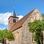 Kirche St. Sophia Brüssow