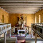 Don Kosaken in der Brüssower Kirche