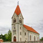 Kirche Rossow