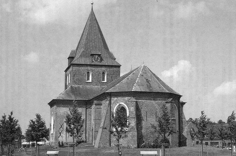 St. Christian Kirche Garding