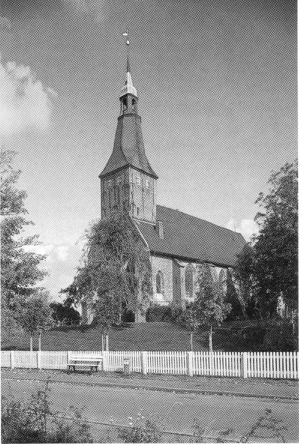 St. Anna Kirche Tetenbüll