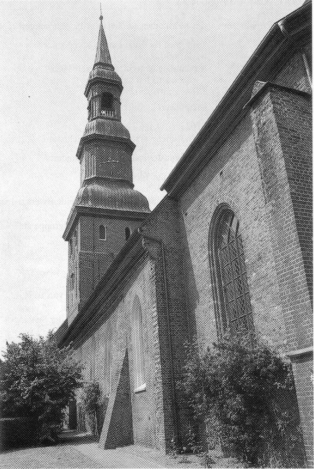 St. Laurentius Kirche Tönning