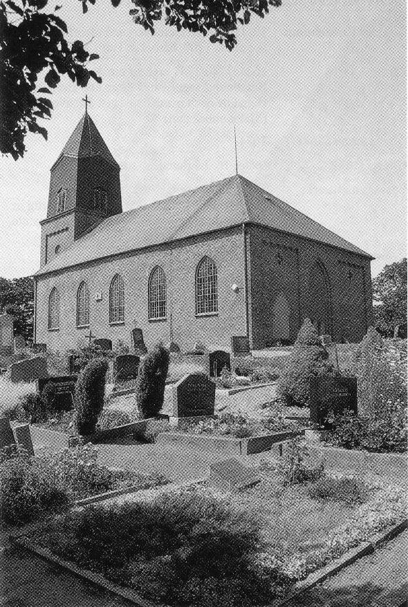 St. Nikolai Kirche Uelvesbüll