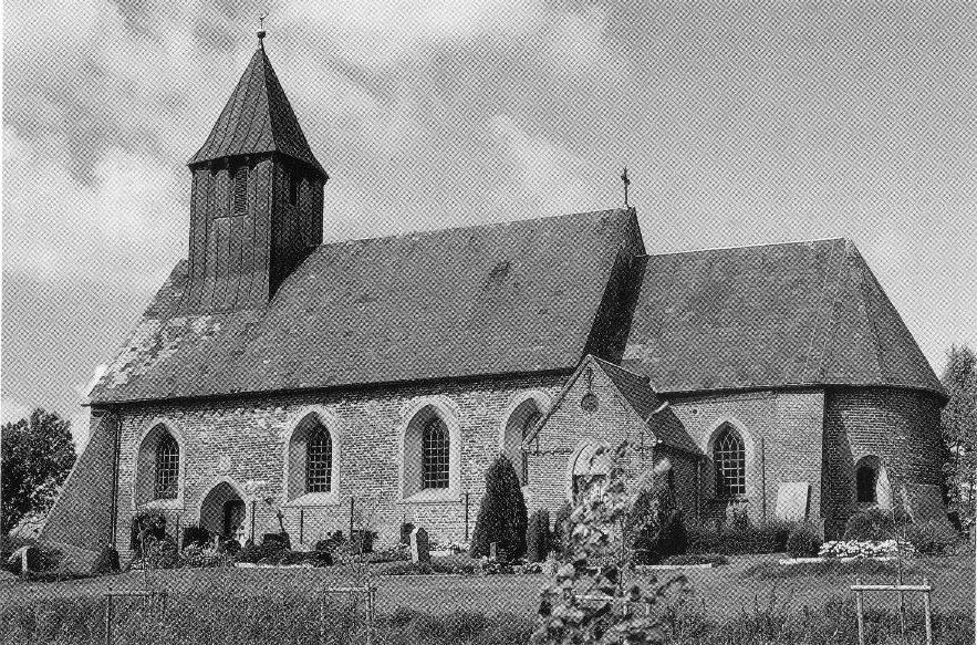 St. Martin Kirche Osterhever