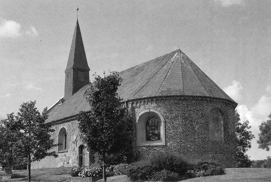 St. Martin Kirche Vollerwiek