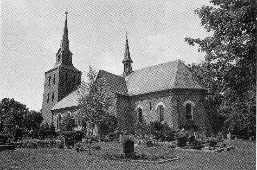 St. Pankratius Kirche Oldenswort