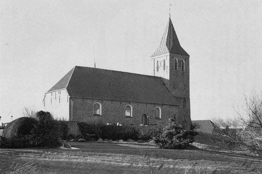 St. Stephanus Kirche Westerhever