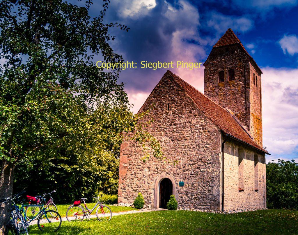 St. Oswald und Otmar Kirche Frenkenbach