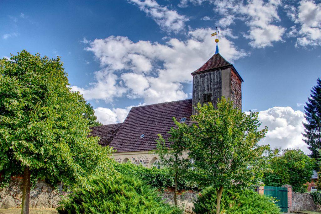 St. Marien Kirche Fredersdorf
