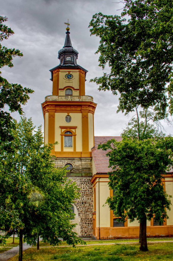St. Maria Magdalenen Kirche Templin