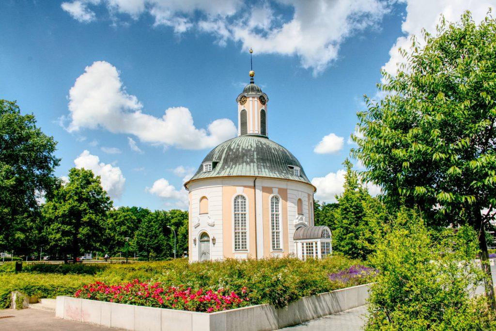 Berlischky Pavillon Schwedt/Oder