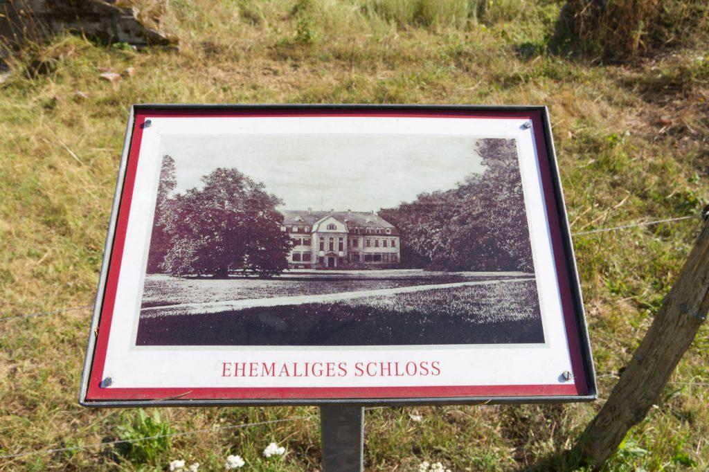 Schlossruine Görlsdorf