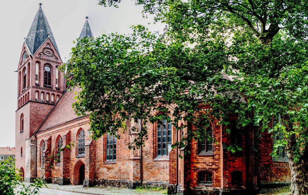 Friedenskirche Frankfurt (Oder)