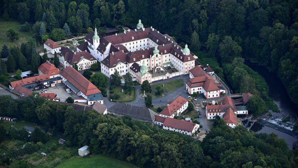 Kloster St. Marienthal  Ostritz