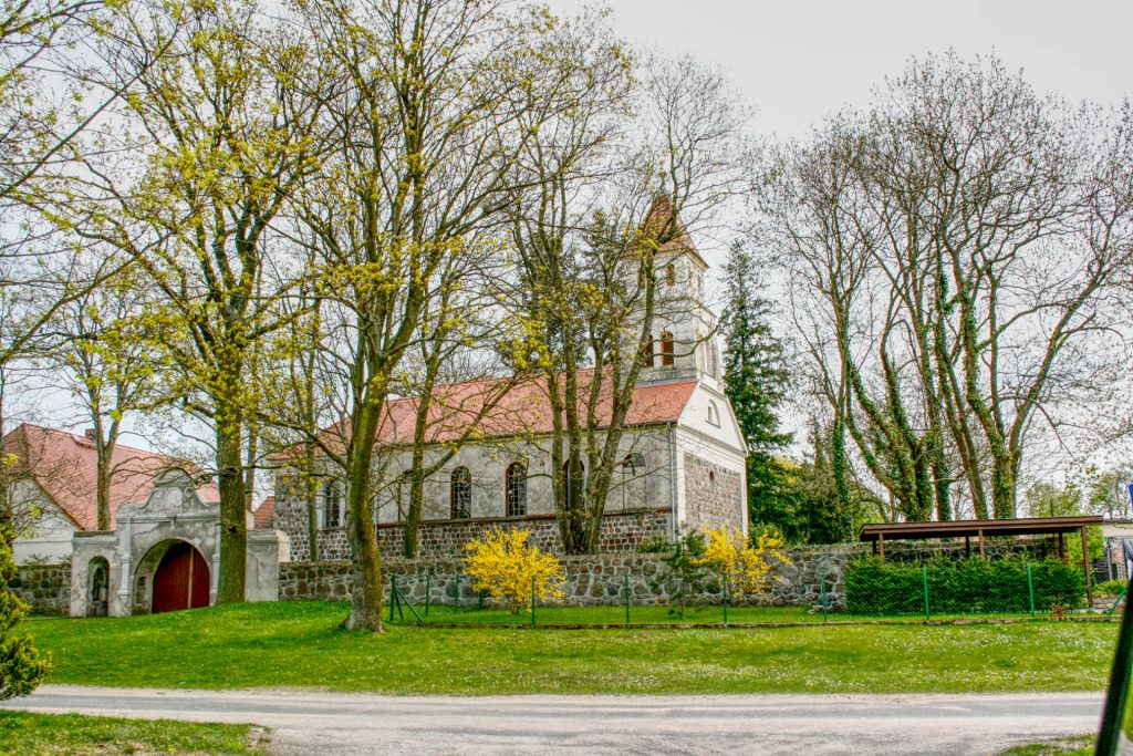 Dorfkirche Gellmersdorf