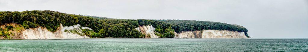 Kreidefelsen bei Sasnitz auf Rügen