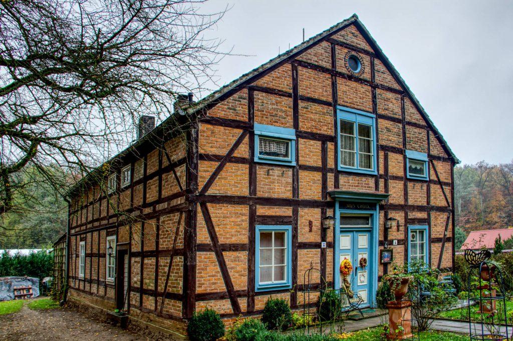 Fachwerkhaus Mon Choix Falkenberg
