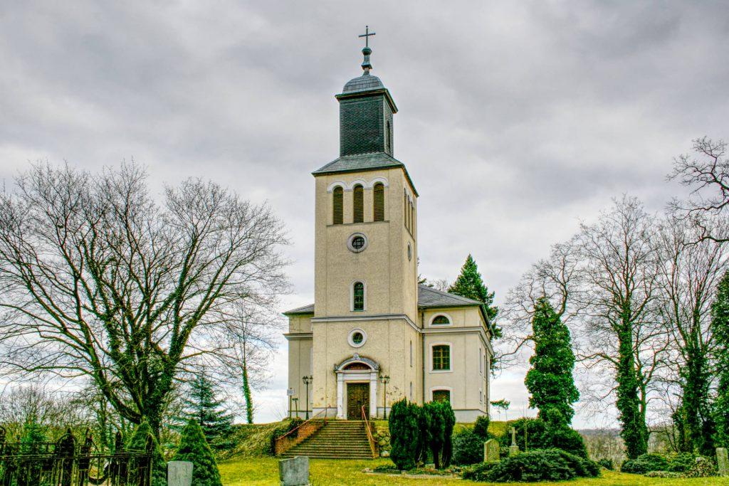 Dorfkirche Neutornow Schiffmühle