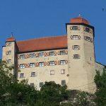 Burg Harburg in Harburg