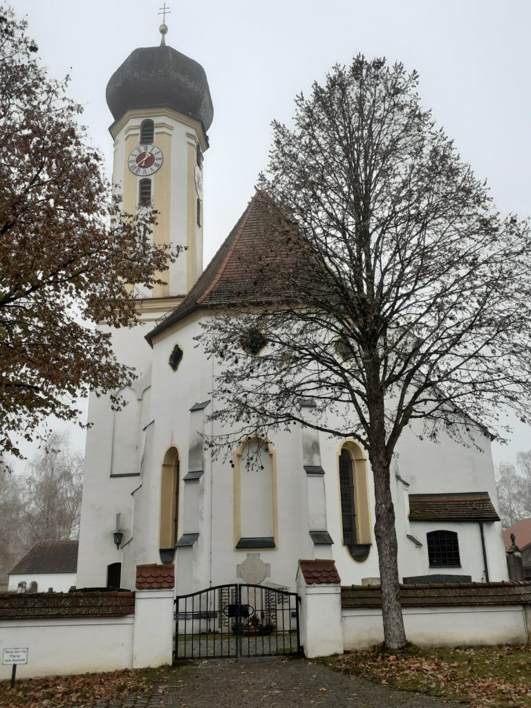 Kath. Pfarrkirche St. Stephanus Hilgertshausen