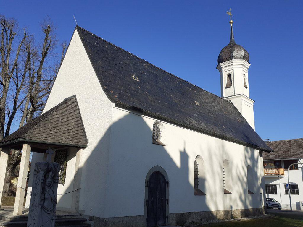 Kirche St. Leonhard auf dem Felde Grafing