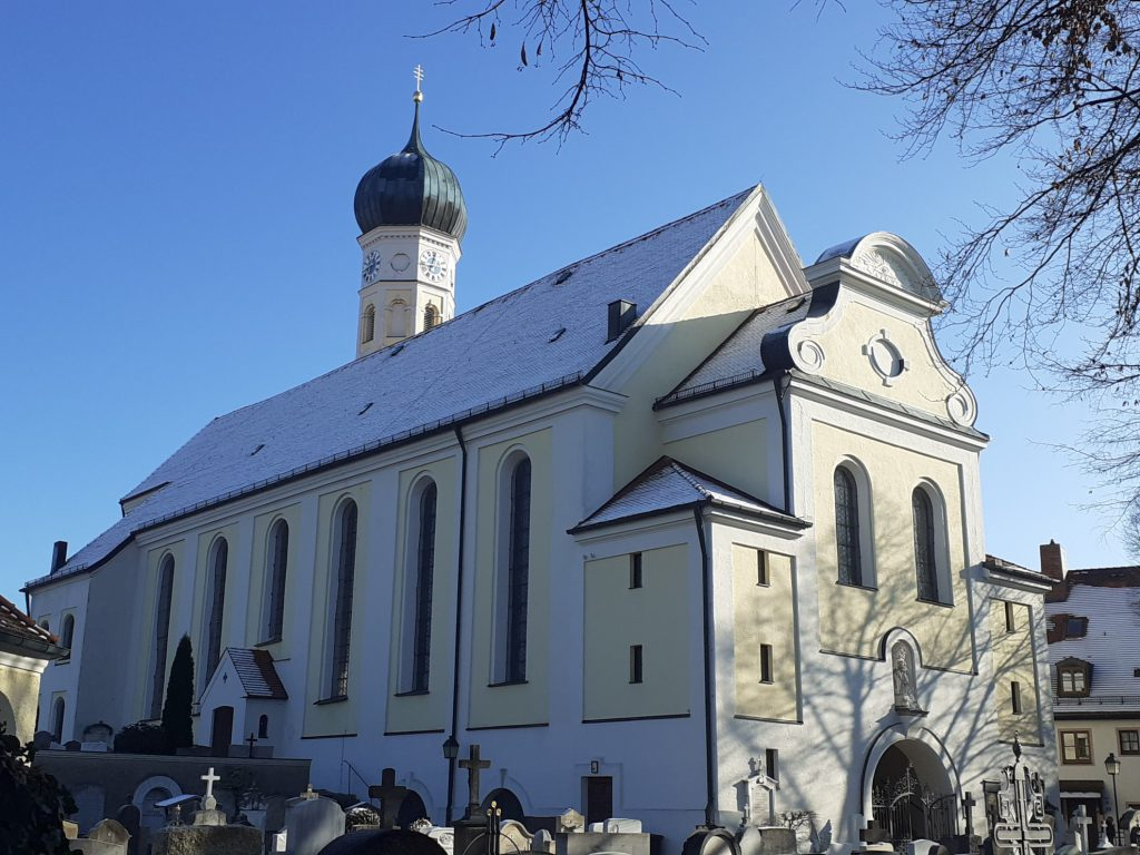 Pfarrkirche St. Ägidius Grafing bei München