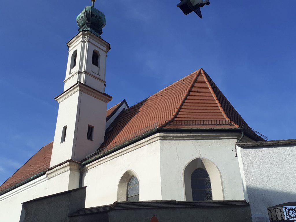 Gottesackerkirche St. Maria Freising