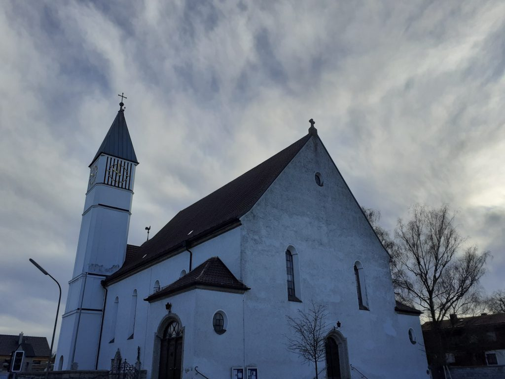 Pfarrkirche St. Johannes der Täufer Emmering