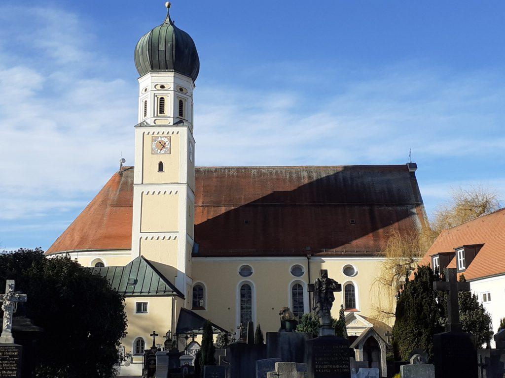 Pfarrkirche St. Magdalena Fürstenfeldbruck