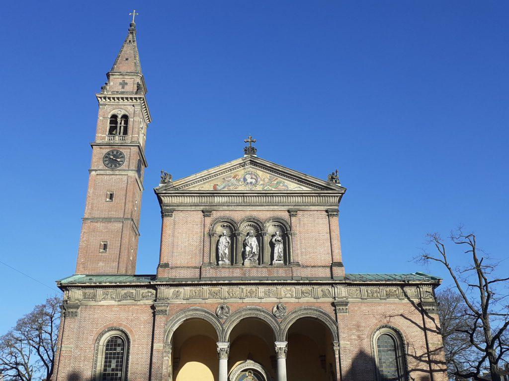 Kath. Pfarrkirche St. Ursula München-Schwabing