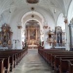 Pfarrkirche Mariae Himmelfahrt Weilheim in Oberbayern