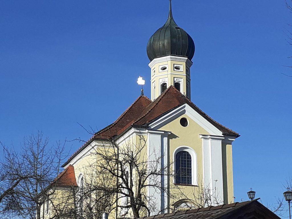 Pfarrkirche St. Georg Bichl