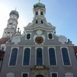 Basilika St. Ulrich und Afra Augsburg