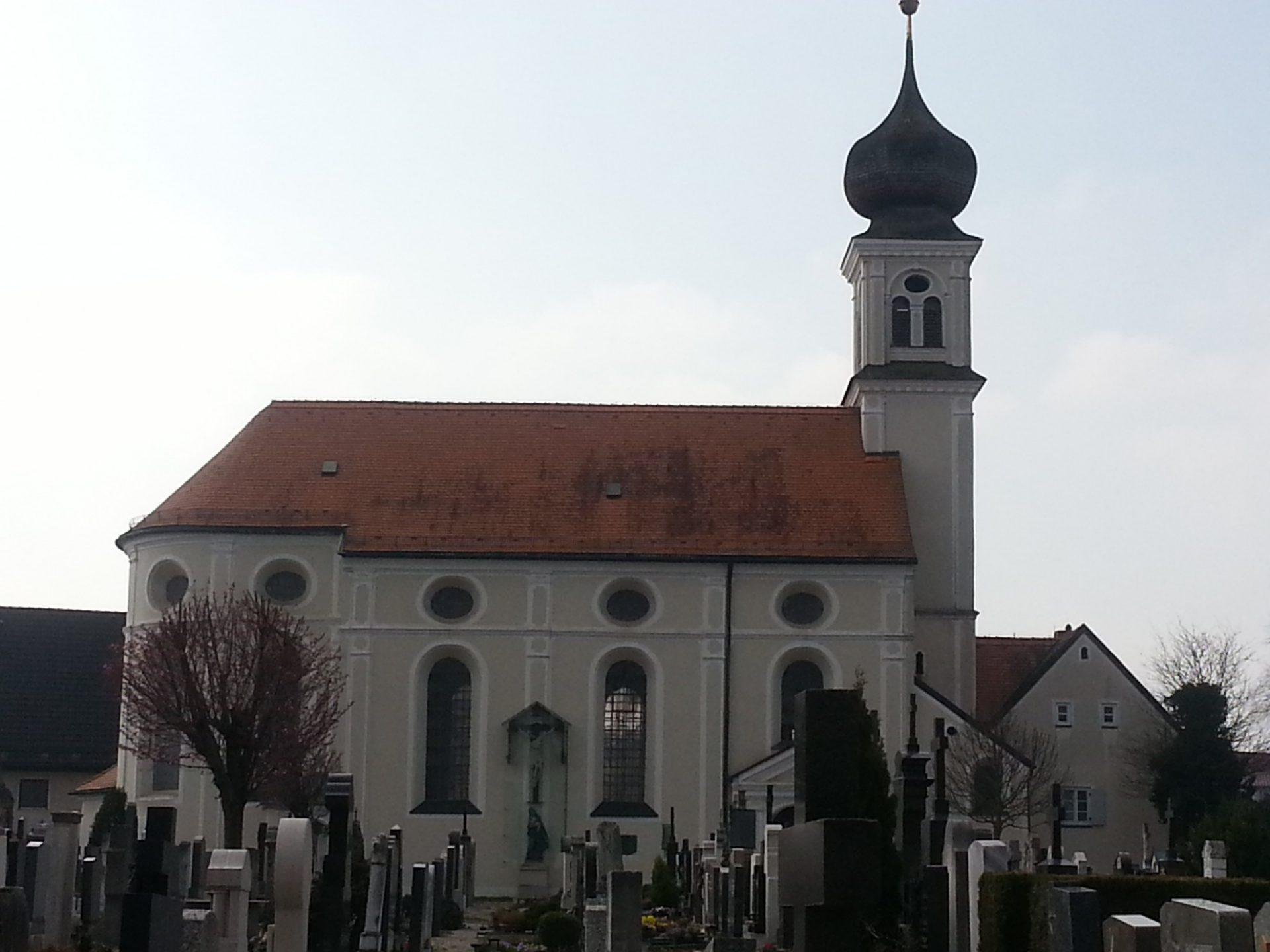 Friedhofskirche St. Paul Erding