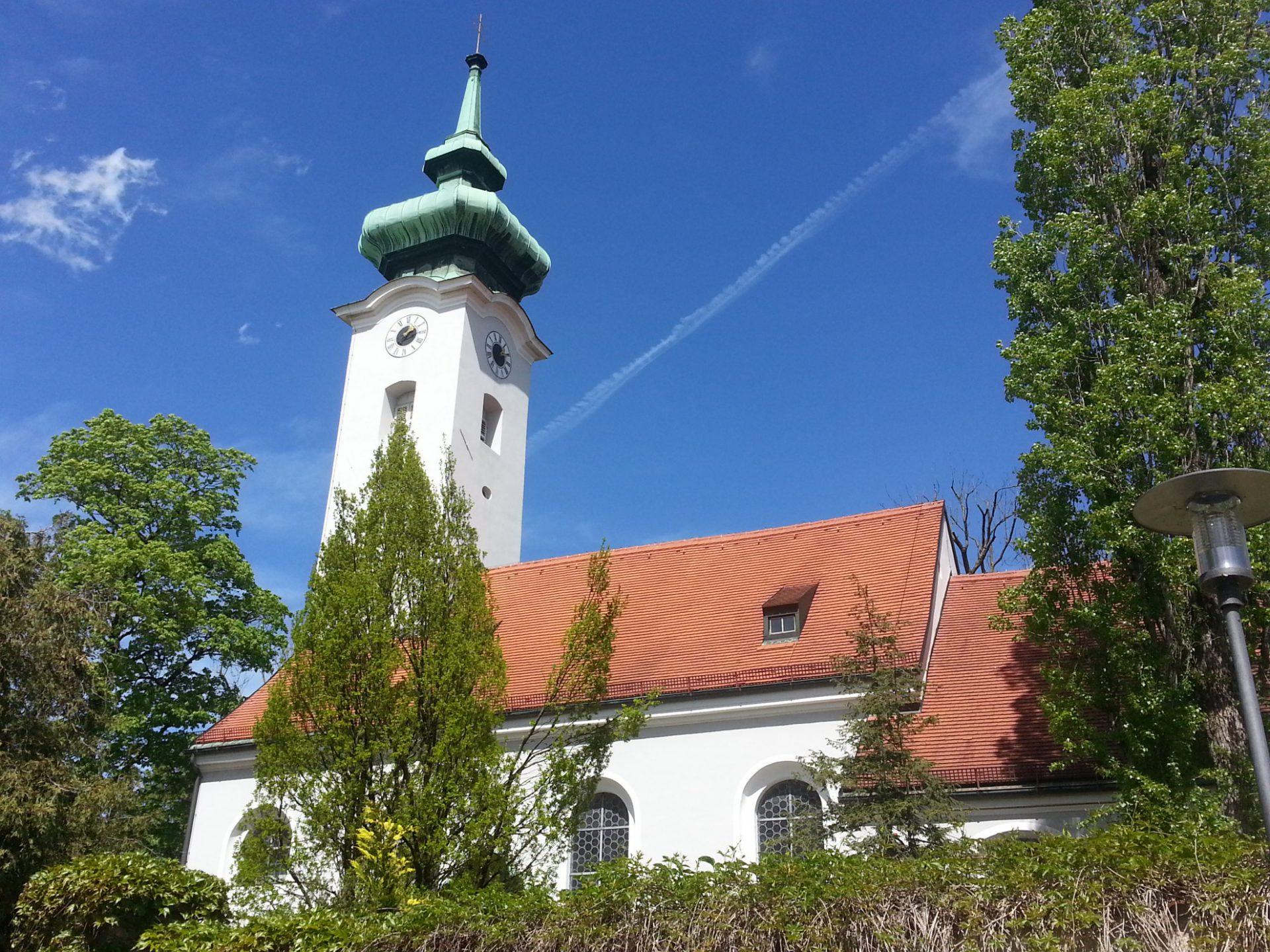Pfarrkirche St. Georg München-Bogenhausen
