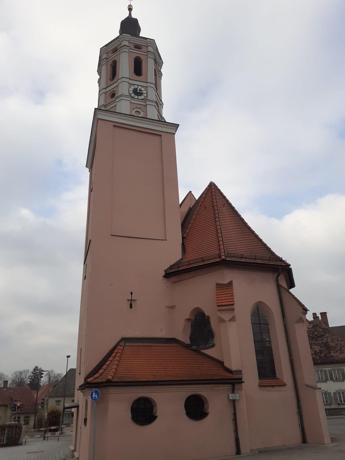 Pfarrkirche St. Salvator Schrobenhausen