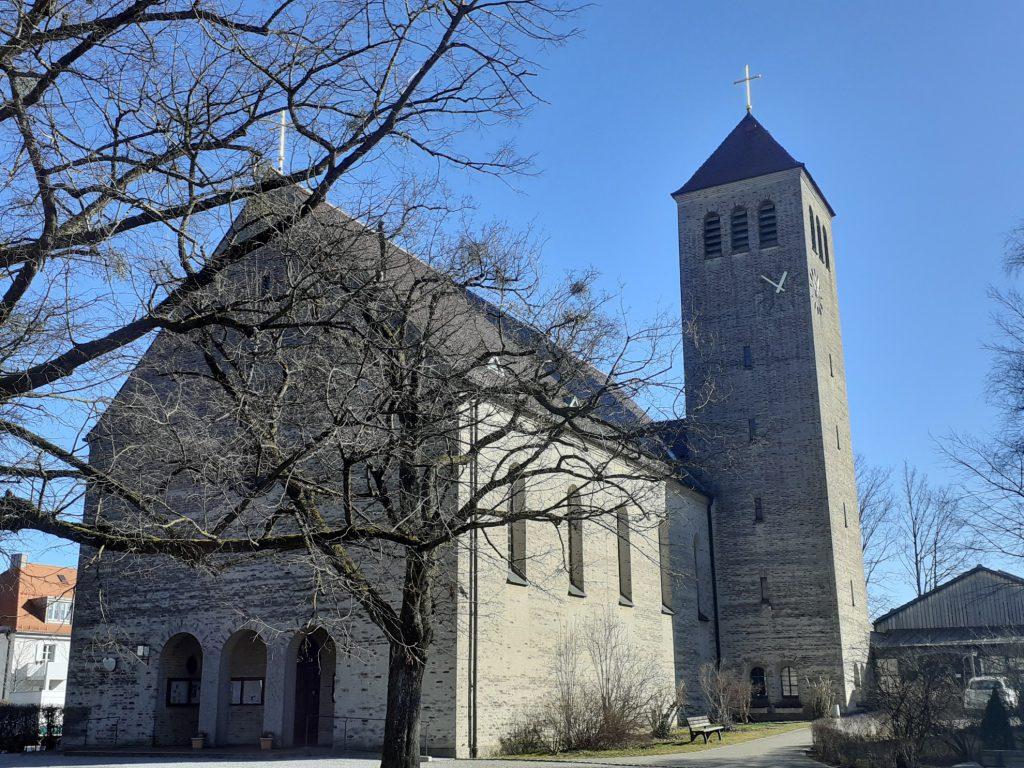 Pfarrkirche St. Konrad Haar