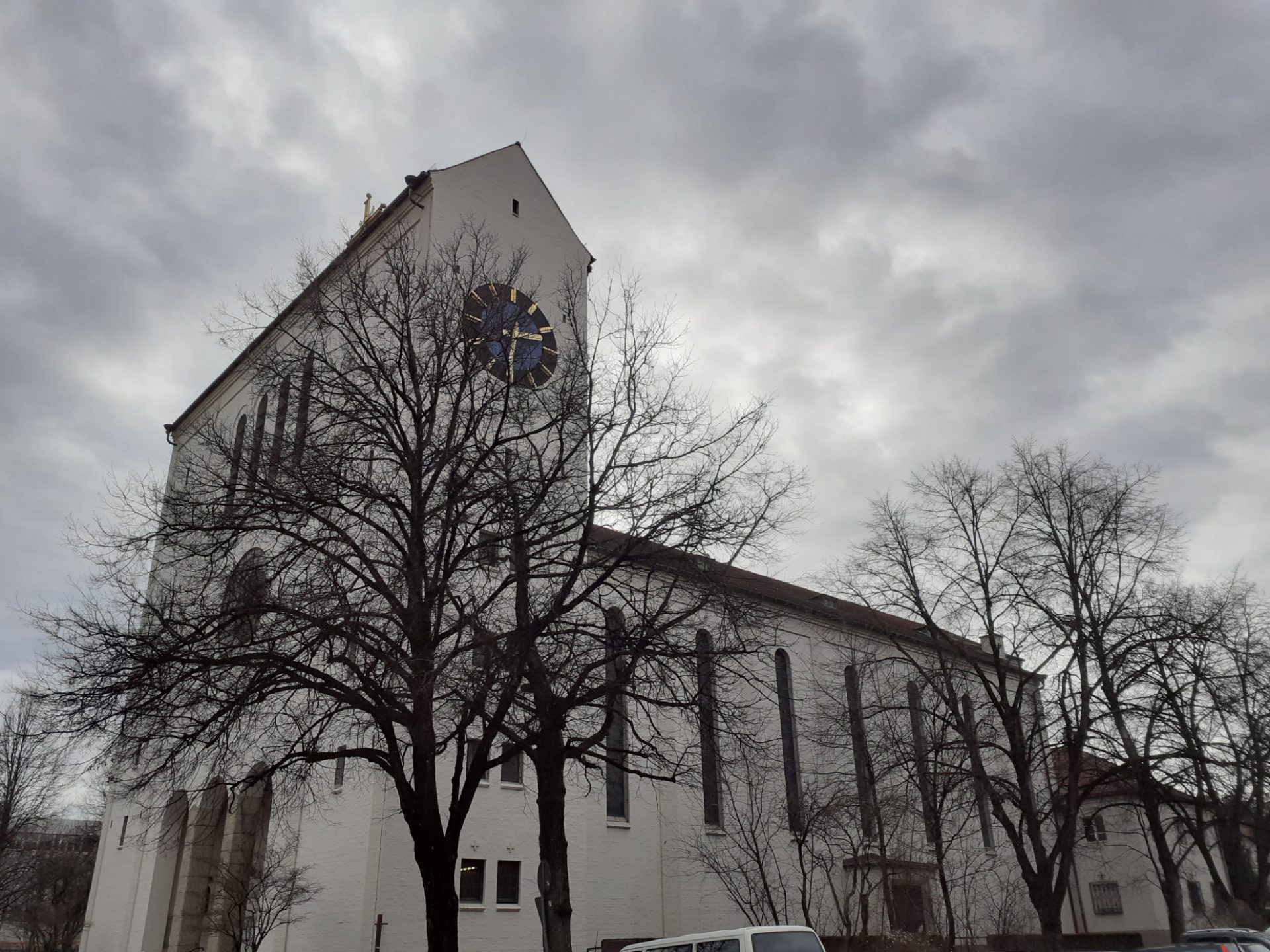 Pfarrkirche St. Pius München-Berg am Laim