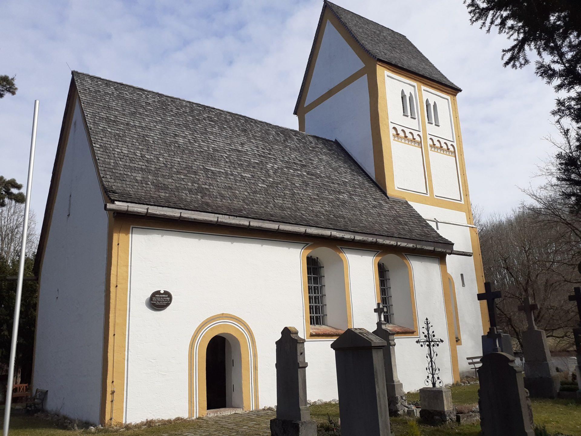 Pfarrkirche Heilig Kreuz München-Fröttmaning