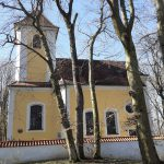 Wallfahrtskirche St. Anna München-Harlaching